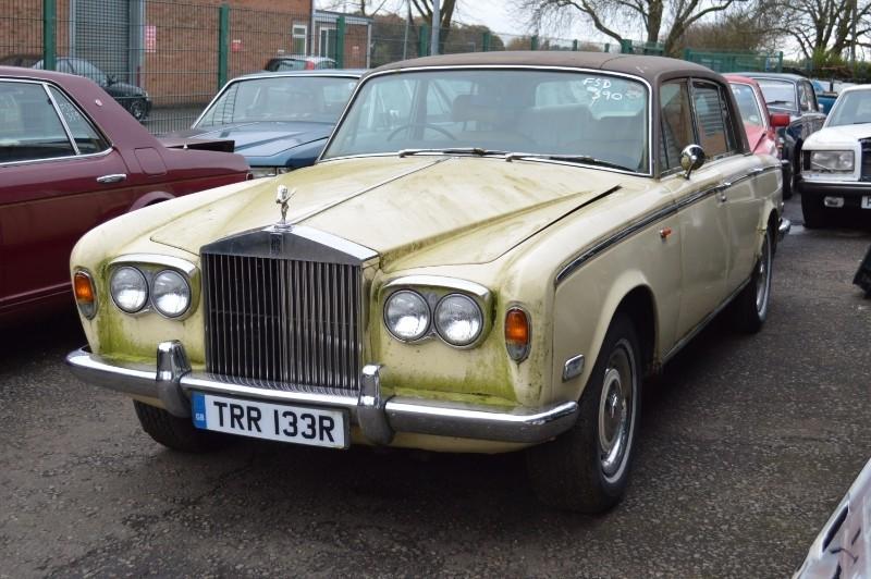 Rolls-Royce Silver Shadow LWB : FSD-390