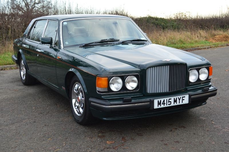 Bentley Turbo RL : FSD-507