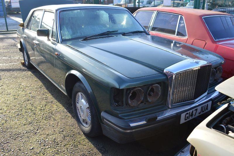 Bentley Mulsanne S : FSD-517