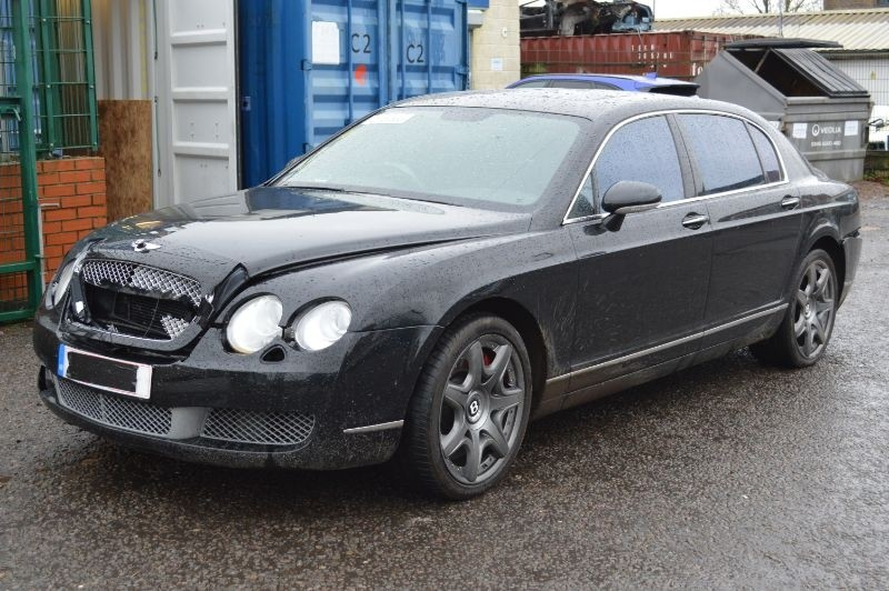 Bentley Continental Flying Spur : FSD-528