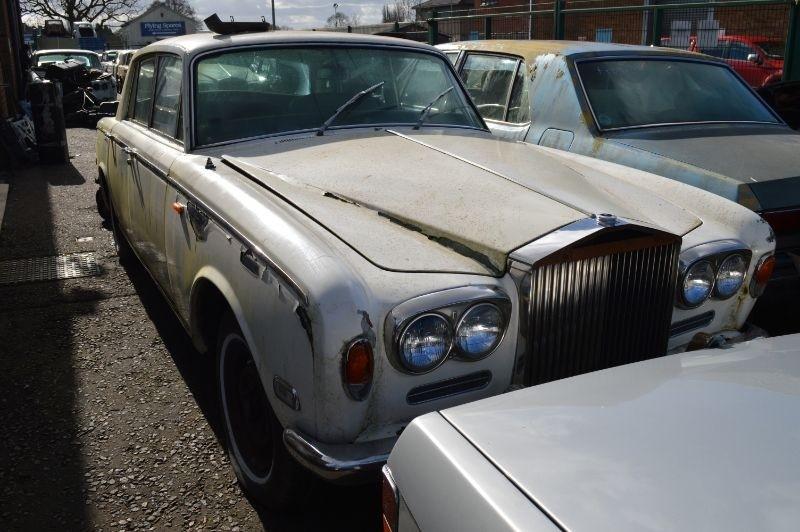 Rolls-Royce Silver Shadow : FSD-532