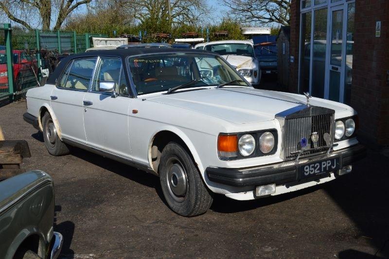 Rolls-Royce Silver Spur : FSD-533