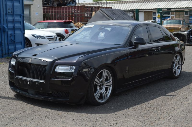 Rolls-Royce Ghost : FSD-542