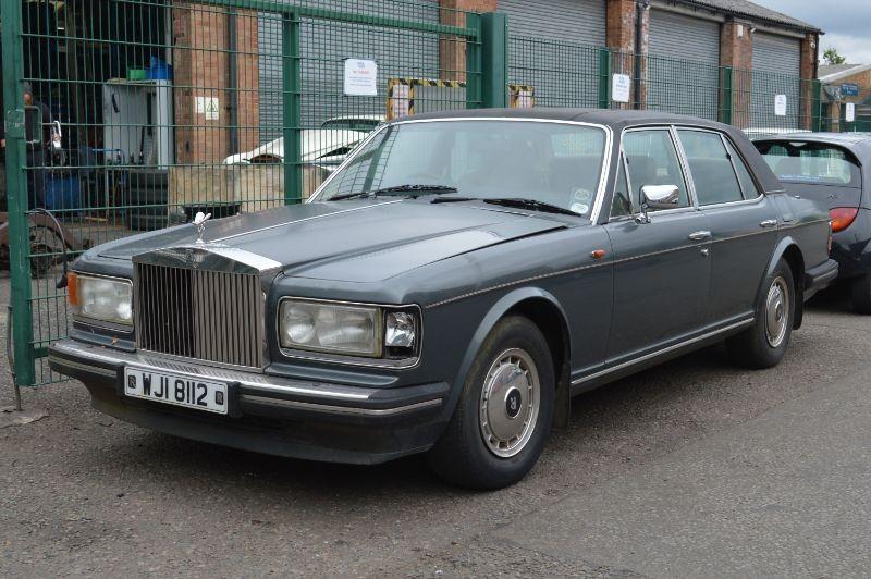 Rolls-Royce Silver Spirit II : FSD-543