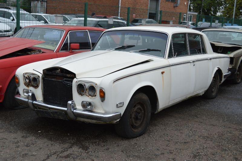 Rolls-Royce Silver Shadow : FSD-544