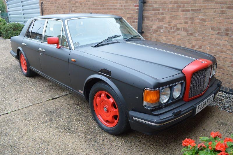 Bentley Turbo R : FSD-545
