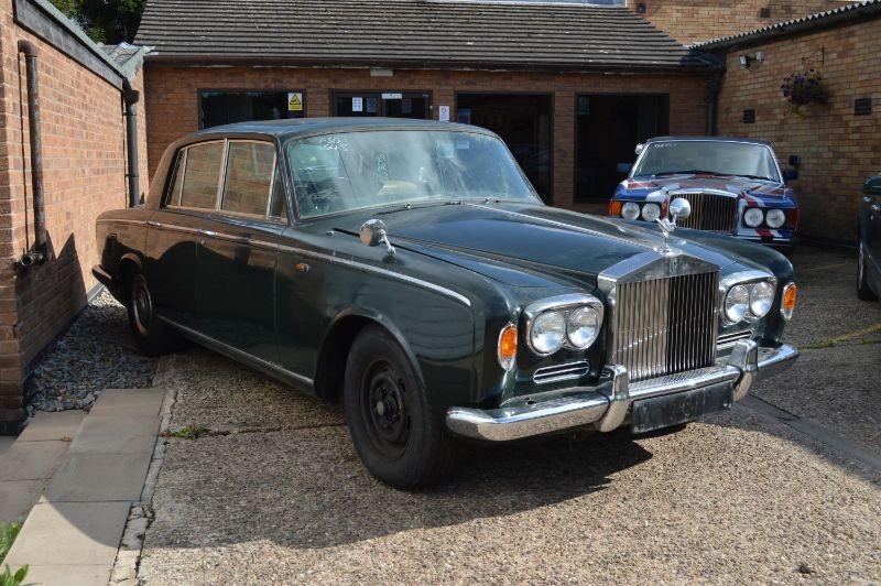 Rolls-Royce Silver Shadow : FSD-548