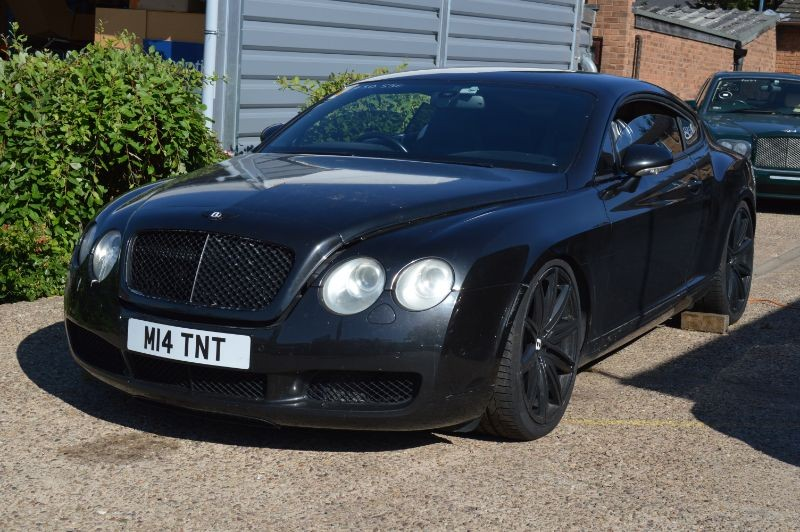Bentley Continental GT : FSD-550