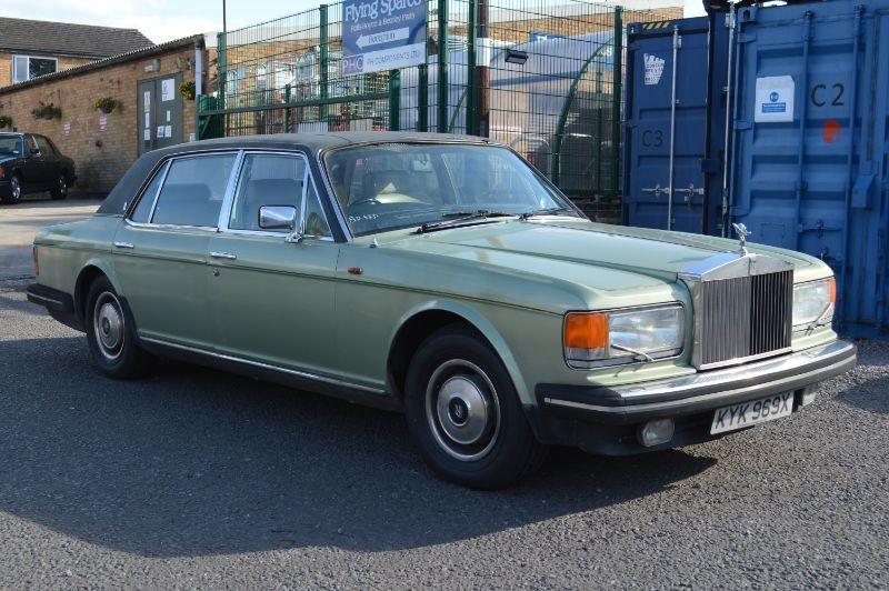 Rolls-Royce Silver Spur : FSD-553