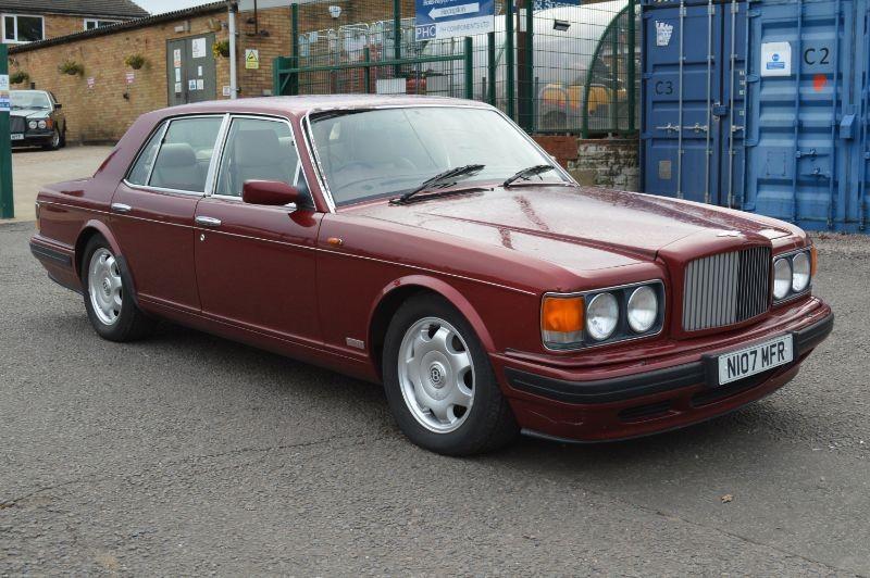 Bentley Turbo R : FSD-555