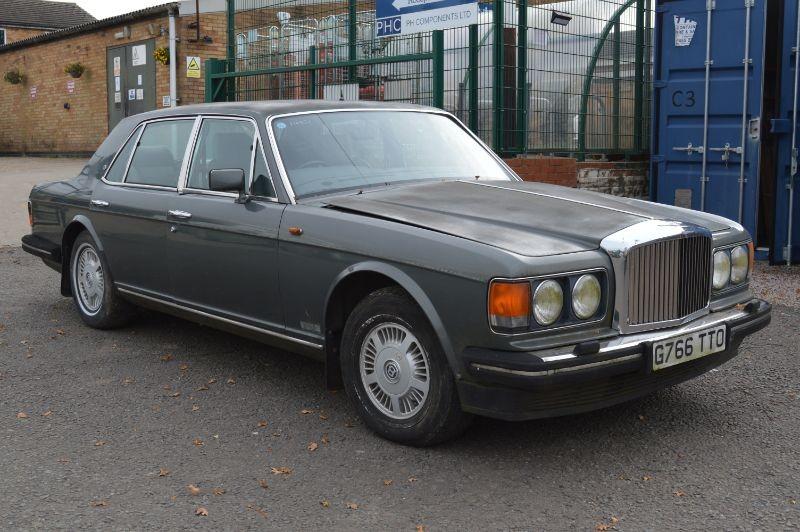Bentley Mulsanne S : FSD-556