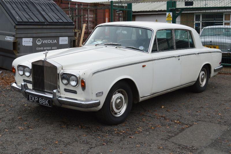 Rolls-Royce Silver Shadow : FSD-561
