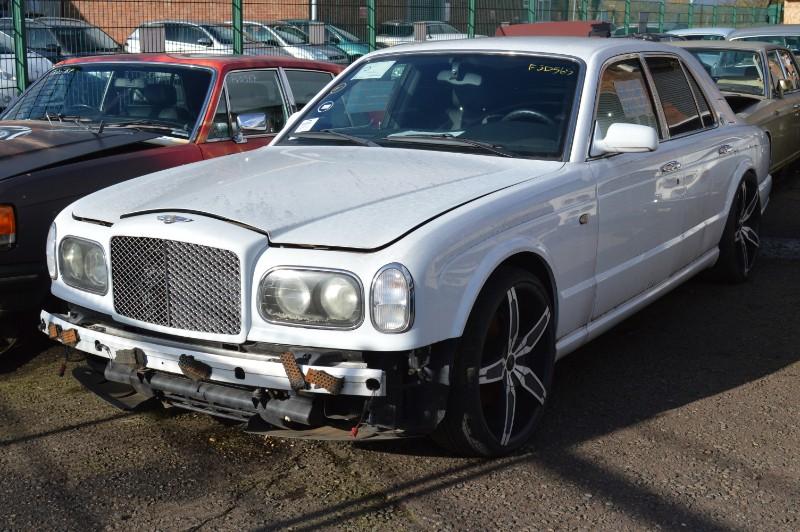 Bentley Arnage T : FSD-565