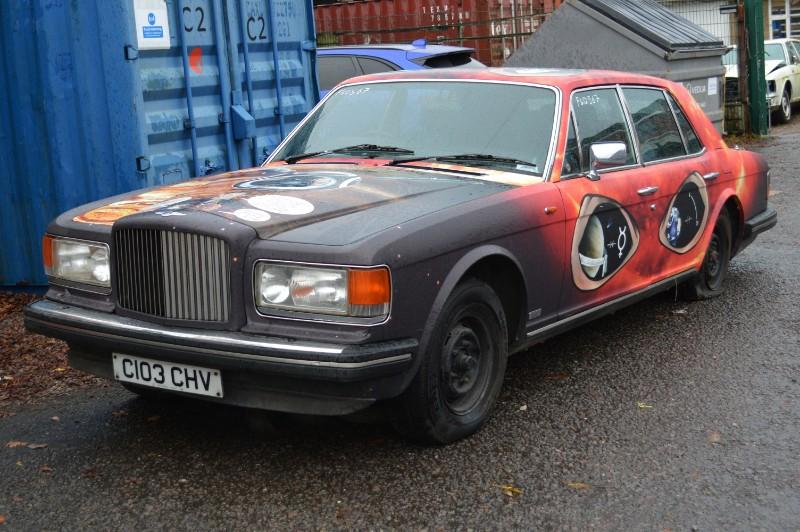 Bentley Mulsanne Turbo : FSD-567