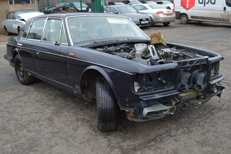 Bentley Turbo R : FSD-570