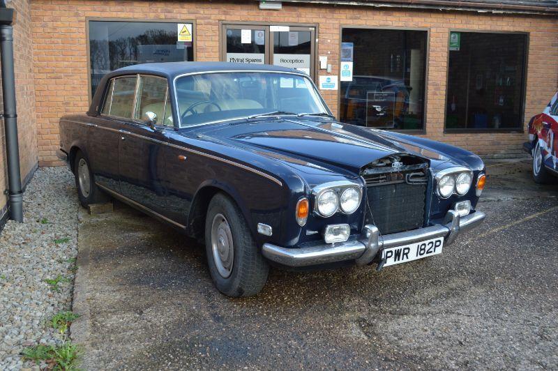 Rolls-Royce Silver Shadow : FSD-575