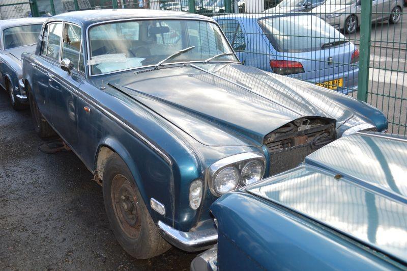 Rolls-Royce Silver Shadow : FSD-576