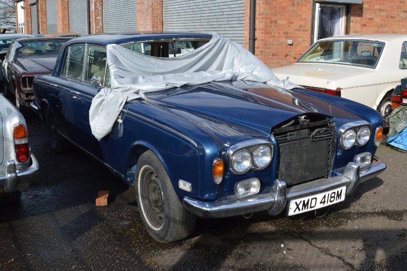 Rolls-Royce Silver Shadow : FSD-577