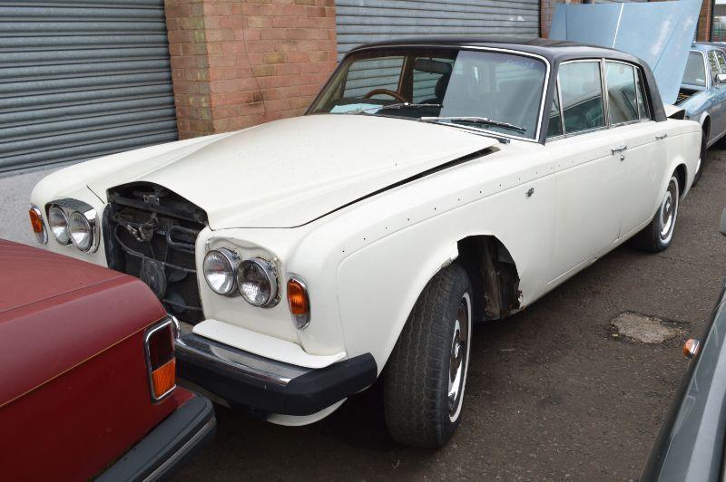 Rolls-Royce Silver Shadow II : FSD-578