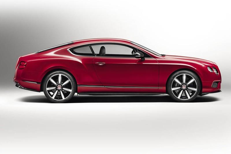 Bentley Continental GT & GTC Blackline Styling Kit