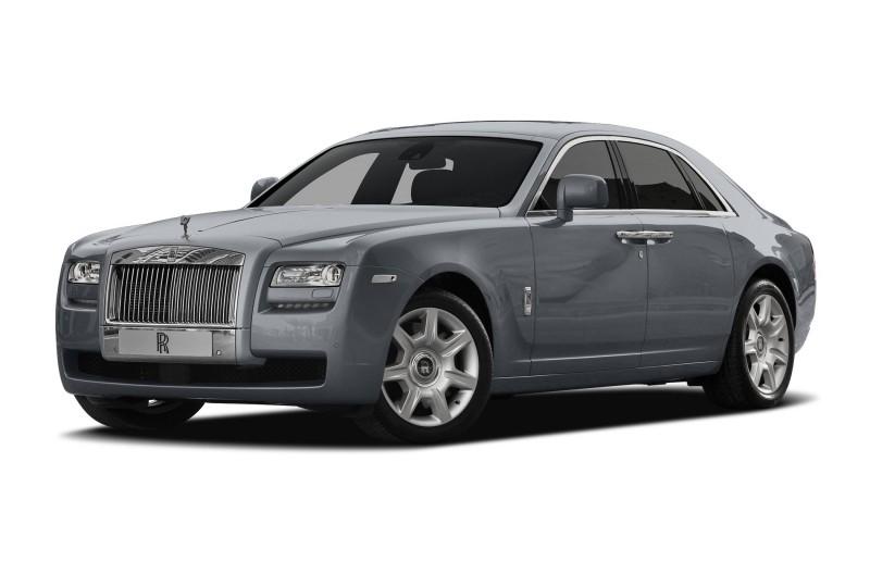 Rolls-Royce Ghost, Wraith & Dawn Bumpers