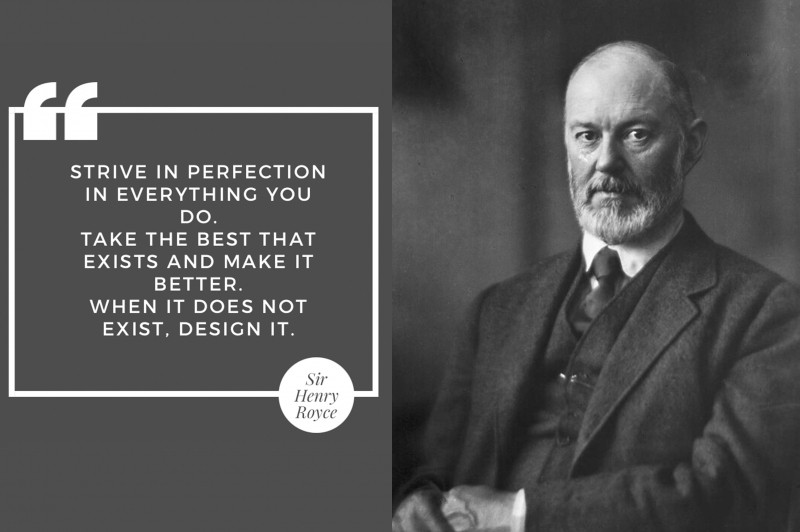 The Life of Sir Henry Royce