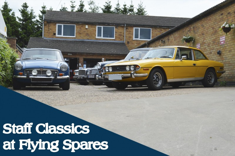 Staff Classics at Flying Spares