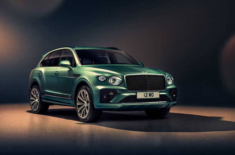 The Launch of the 2020 facelift version of the Bentley Bentayga