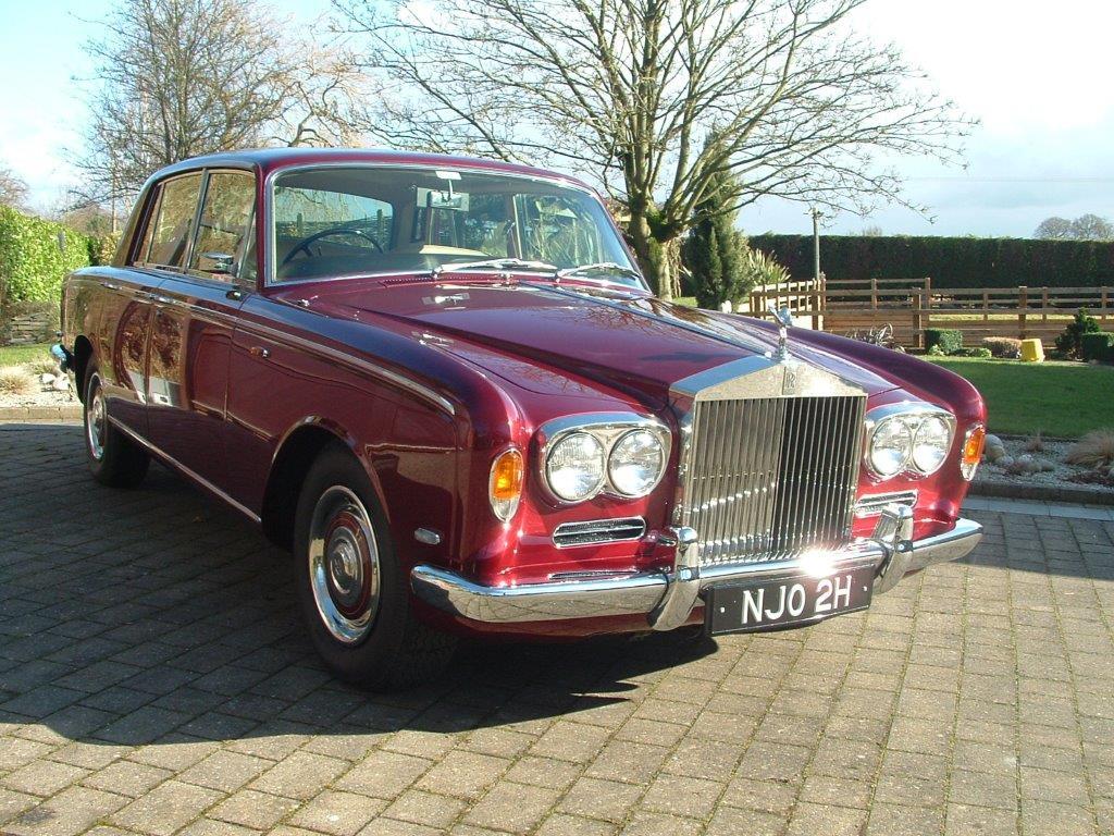 Rolls-Royce Silver Shadow : FSC-005