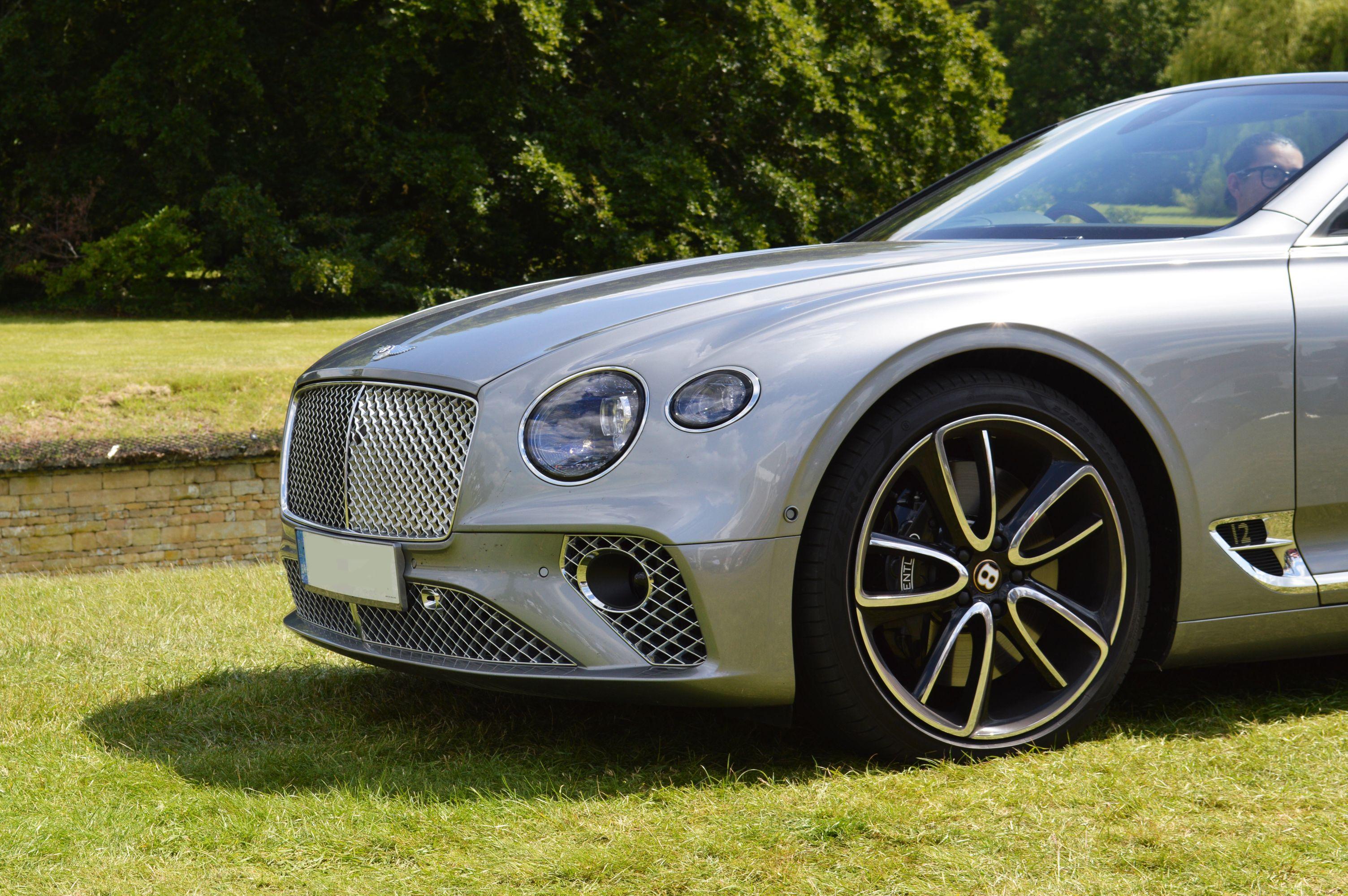 Bentley Continental GT, GTC & Flying Spur Wheel & Tyre Assemblies (2018 on)
