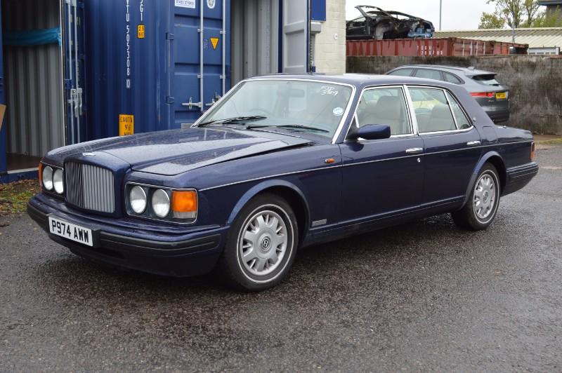 Bentley Brooklands : FSD-379