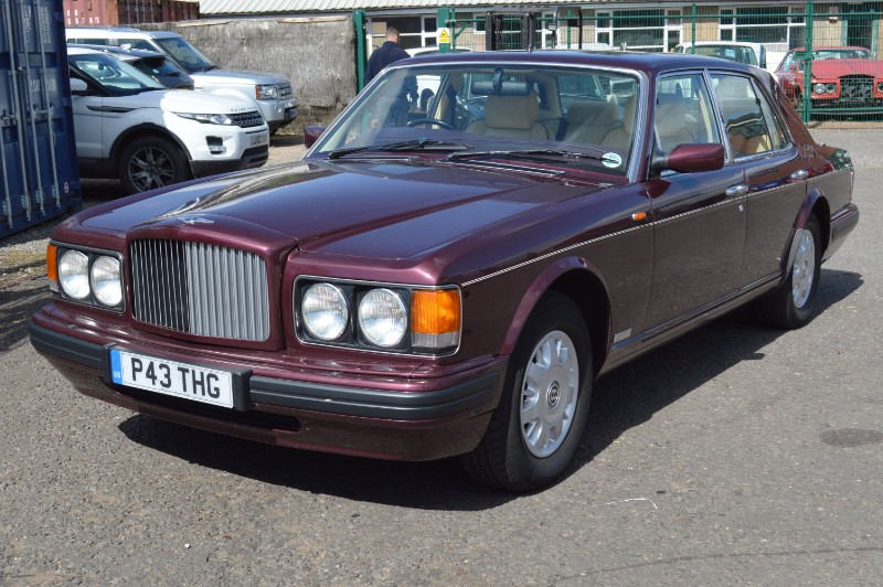 Bentley Brooklands : FSD-366