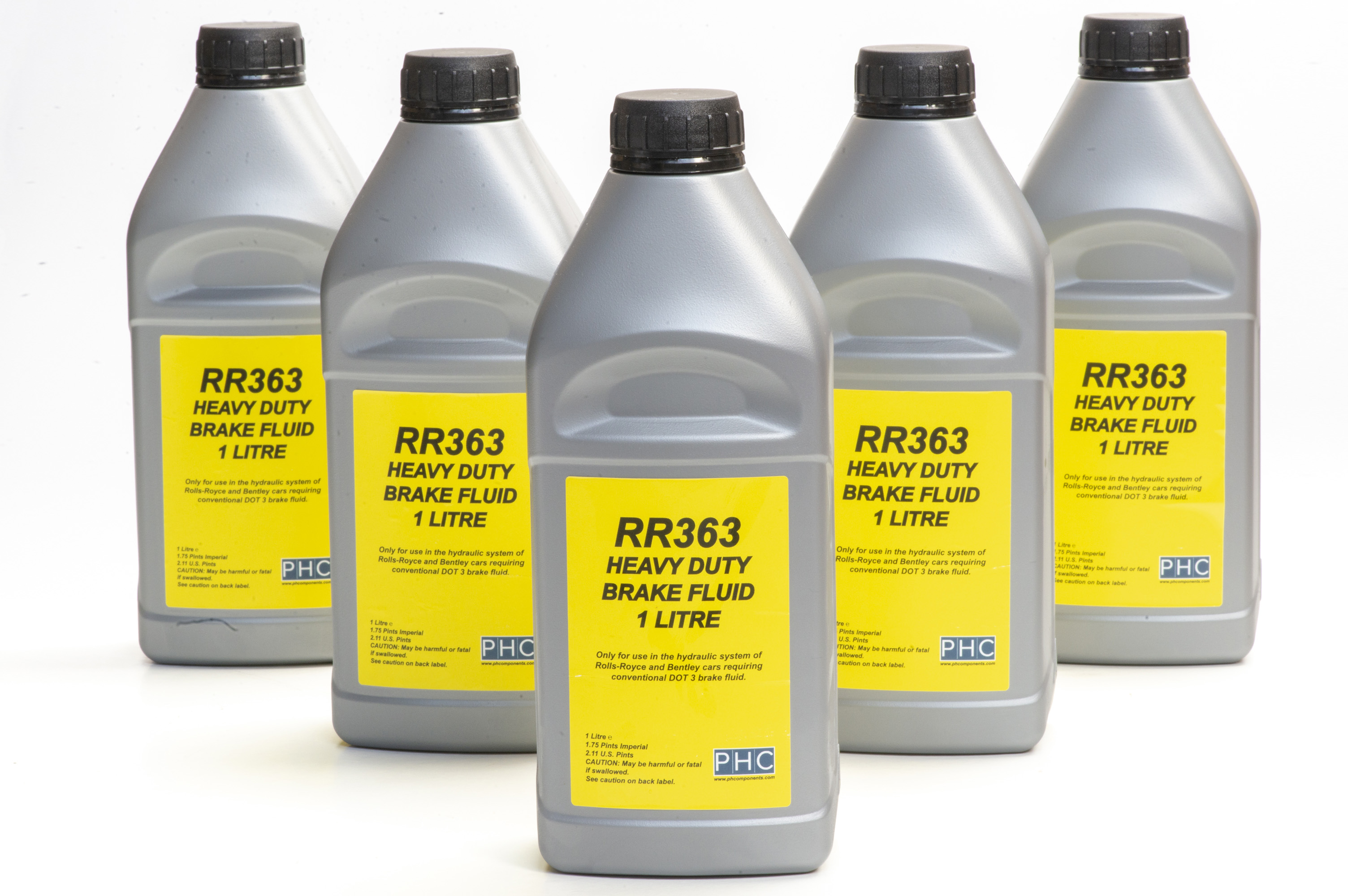 RR363 Brake Fluid - All You Need to Know