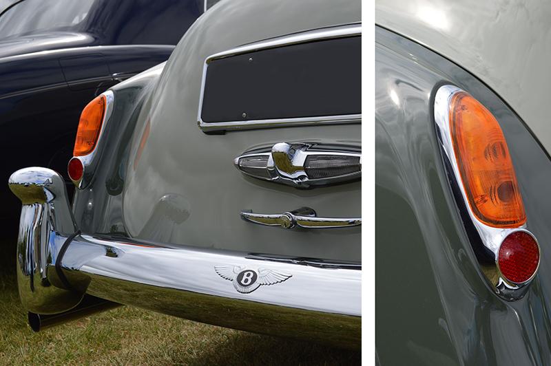Rolls-Royce Silver Cloud and Bentley S Type Rear Lamp Assemblies