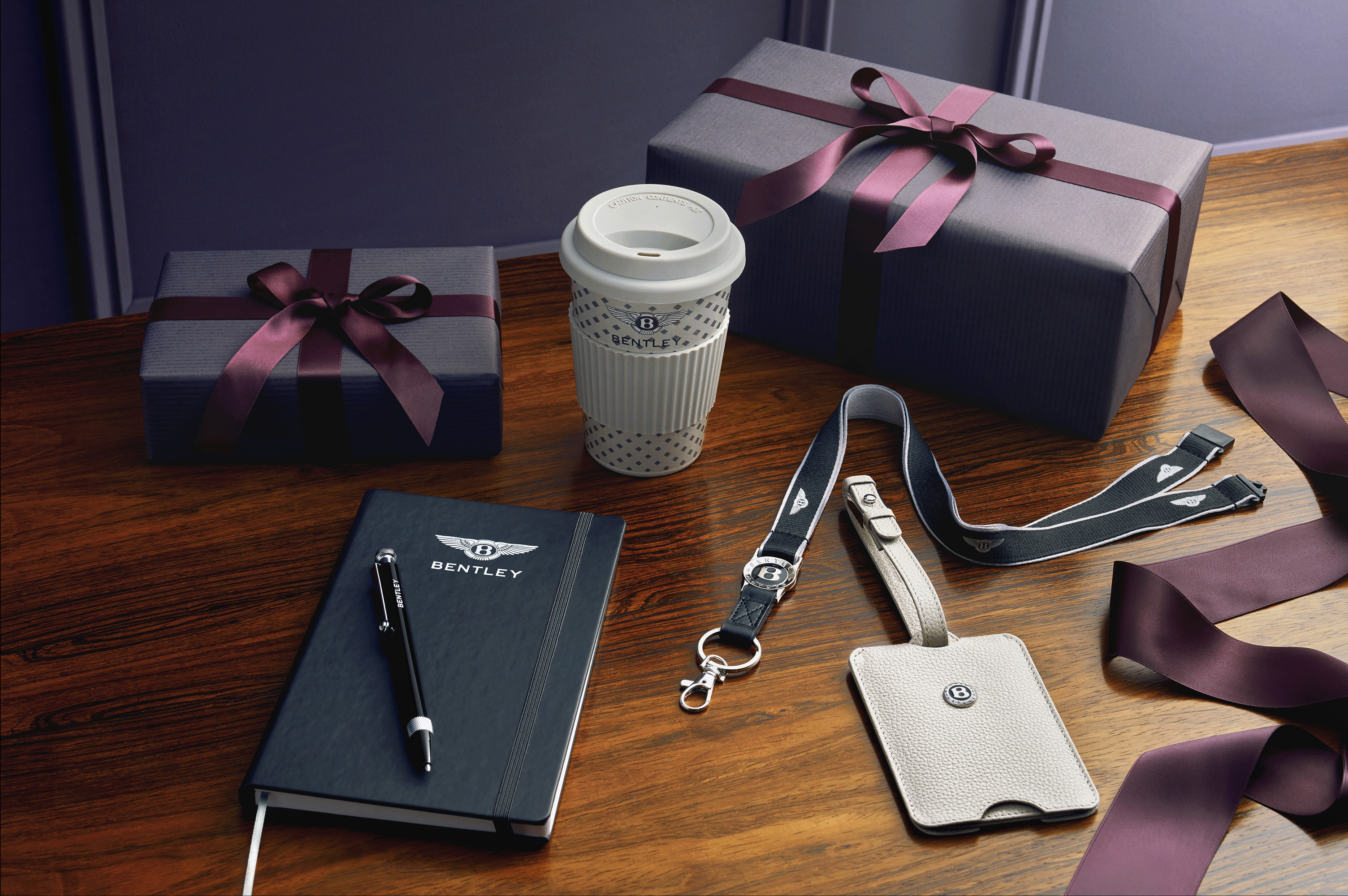 Freshen up your accessories this Spring with new items from the Bentley Collection range!
