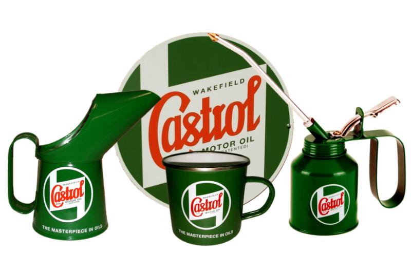 Castrol Classic Oils Regalia