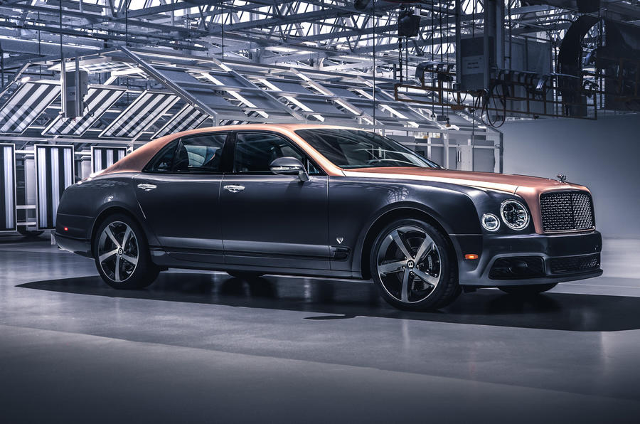 The Bentley Mulsanne - The end of an era