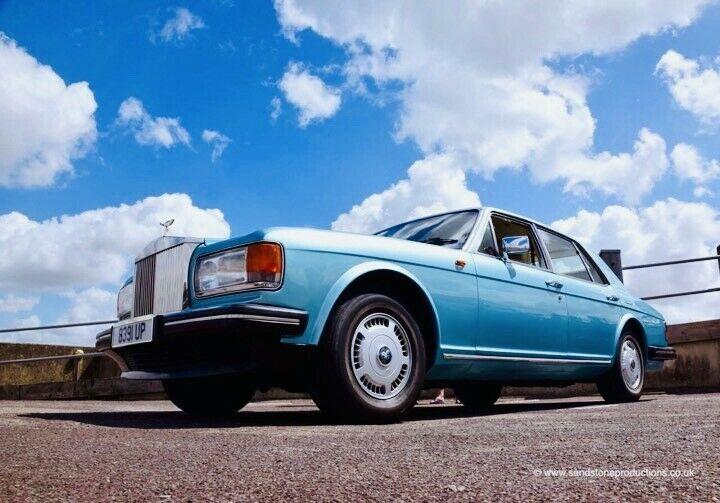 Rolls-Royce Silver Spirit : FSC-025 (On behalf of a customer)