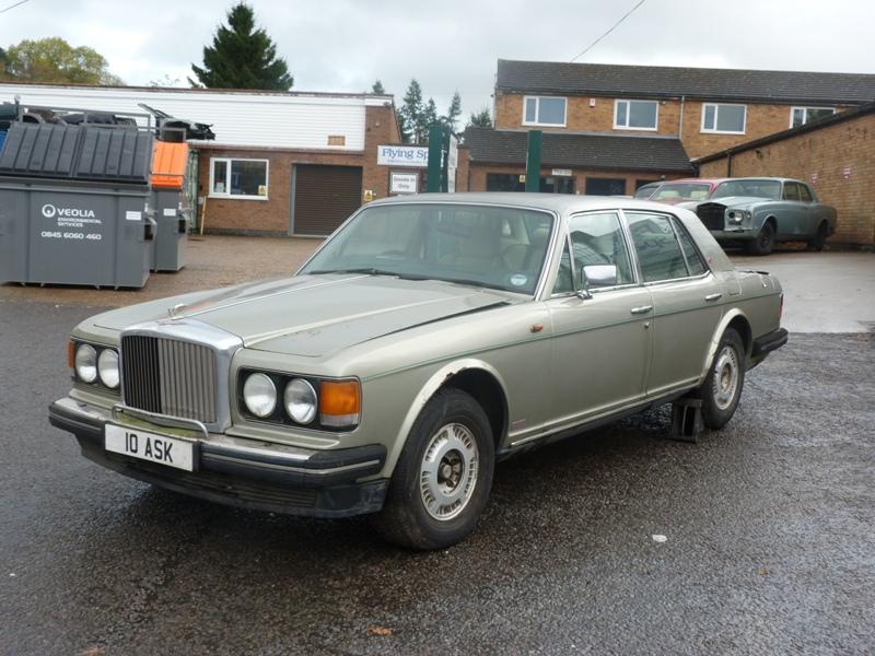 Bentley Turbo R : FSD-204