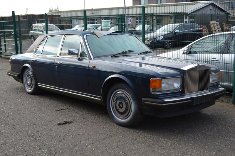 Rolls-Royce Silver Spirit : FSD-290