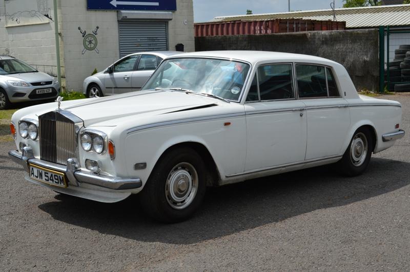 Rolls-Royce Silver Shadow : FSD-308