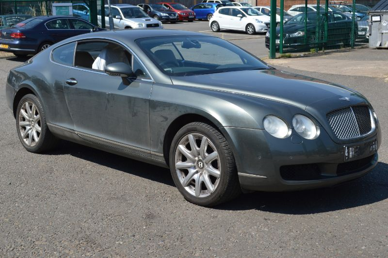 Bentley Continental GT : FSD-318