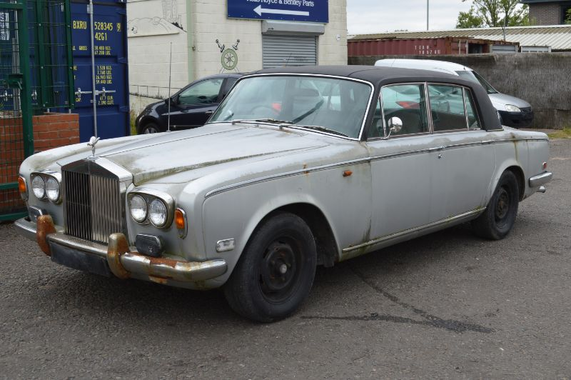 Rolls-Royce Silver Shadow : FSD-322