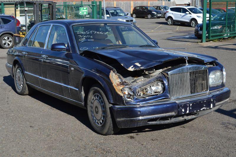 Rolls-Royce Silver Seraph : FSD-325