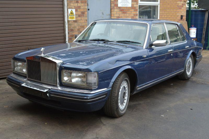 Rolls-Royce Silver Spirit : FSD-327