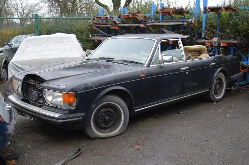 Rolls-Royce Silver Spur : FSD-339