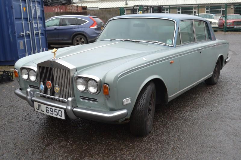 Rolls-Royce Silver Shadow : FSD-344