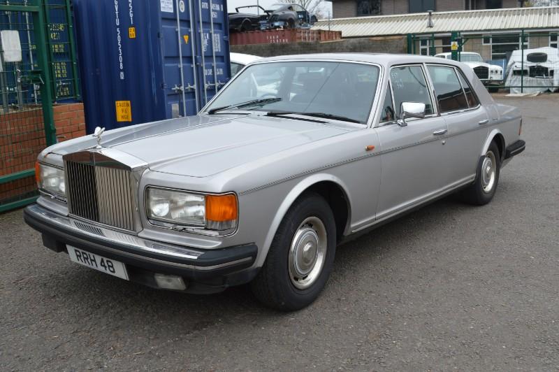 Rolls-Royce Silver Spirit : FSD-348
