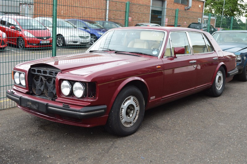 Bentley Turbo R : FSD-359