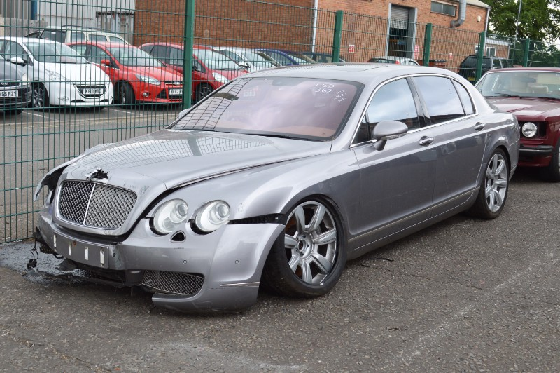 Bentley Continental Flying Spur : FSD-362